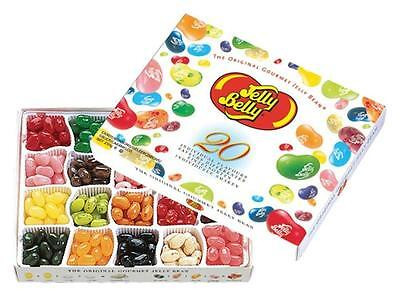 Jelly Belly 20 Individual Flavours 250g Gift Box American Jelly Beans Candy