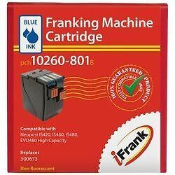 Compatible Franking High Capacity Inkjet Blue For Neopost IS460, IS480