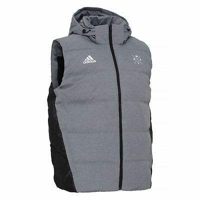 adidas Real Madrid Down Padded Vest 2015/16 M30989~Mens~Gilet~UK S TO XL Only