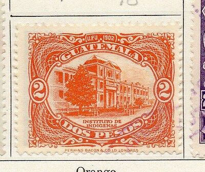 Guatemala 1925 Early Issue Fine Used 2P. 087594