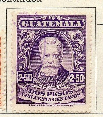 Guatemala 1925 Early Issue Fine Used 2P.50c. 087595