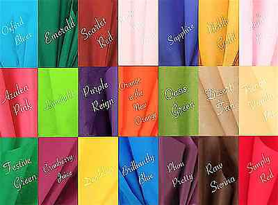 """Gift Wrap Tissue Paper- Solid Colors-LARGE 20"""" by 30"""" Premium Quality -24 Sheets"""