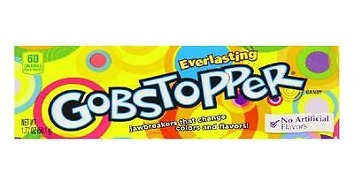 Wonka Everlasting Gobstoppers 50.1g Box American Retro Sweets Candy Free UK Ship