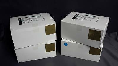 Ambion AM1225 RNASE-FREE Think Walled Frosted Lid 0.2mL PCR Tubes