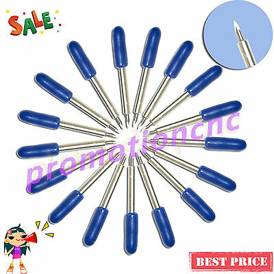 30 pcs 60 Degree BladeS Knife Fit for Roland Cutting Plotter Vinyl Cutter New