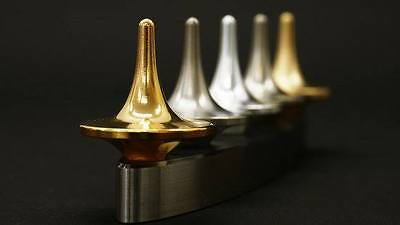 ForeverSpin™ Spinning Tops / WORLD'S FINEST METAL TOPS, LIFETIME GUARANTEED