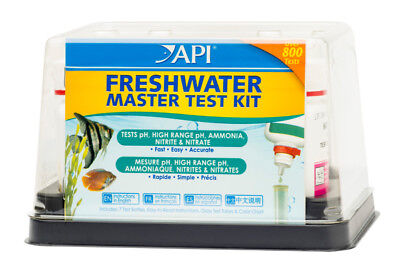 FREE SHIPPING API Aquarium Freshwater Master Test Kit Freshwater Fish Tank