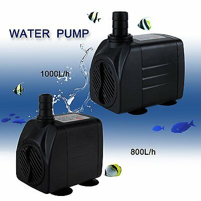 New Mini Submersible Water Pump for Aquarium or Small Water Feature
