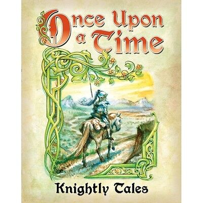 Once Upon A Time Knightly Tales Card Game - Brand new!