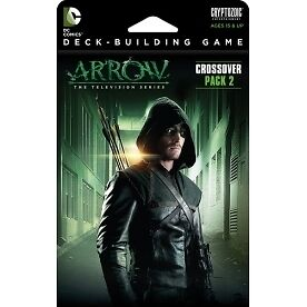 DC Comics Deck-Building Game Crossover Pack 2 Arrow - Brand new!