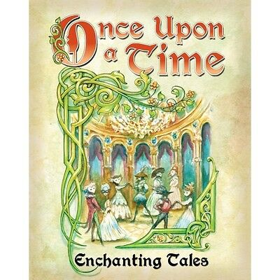 Once Upon A Time Enchanting Tales - Brand new!