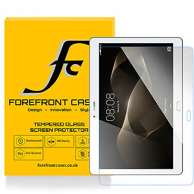 Forefront Cases® 9H HD Tempered Glass Screen Protector Huawei MediaPad M2 10.0