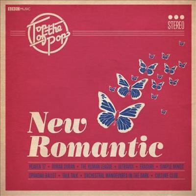 Various Artists - Top Of The Pops: New Romantic New Cd