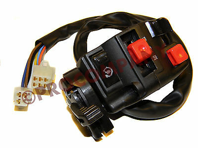 50cc 70cc 90cc 110cc 125cc 150cc Control Switch Assembly fits many Chinese brand