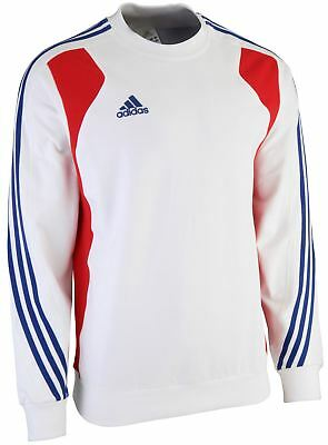 adidas French Team Sweatshirt P07419~Mens~Crew Neck~UK S to XL~Sale~Football