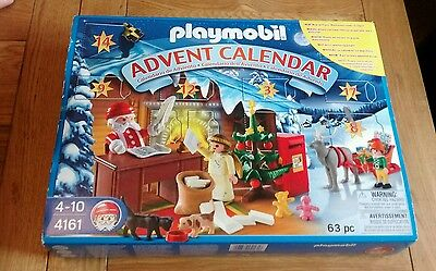 Playmobil 4161 advent calendar christmas post office 20 for Playmobil post