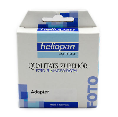 Heliopan Adapter 183  49mm - 58mm BRASS Step Up Ring   MPN: 700183