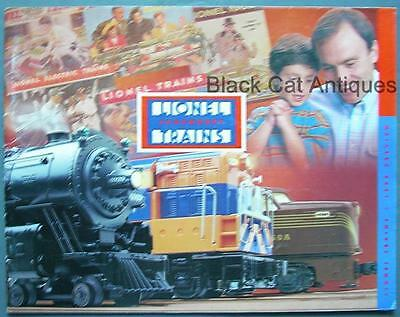 Orig 1999 Lionel Legendary Model Trains & Accessories Catalog Preview w/Prices