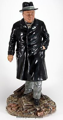 ROYAL DOULTON WINSTON S. CHURCHILL  HN 3433   Ltd. Ed.: 431/5000
