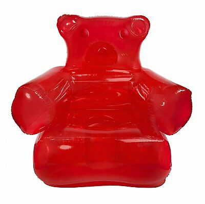 Thumbs Up Inflatable Gummy Chair with Pump