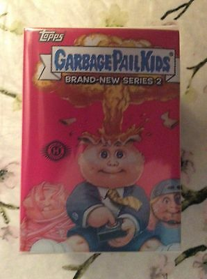 Garbage Pail Kids BNS 2 Complete 146 Card Set Plus Foldes & Glow in the Dark set