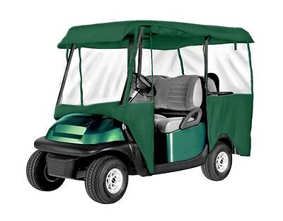 PyleSports Armor Shield 4 Sided Golf Cart Enclosure 4Passenger, Fits Carts 95''L