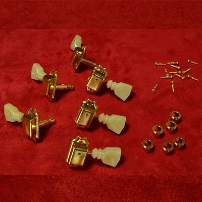 Montreux Time Machine - The Clone Tuning Machines - '60 LP - Gold - Vintage