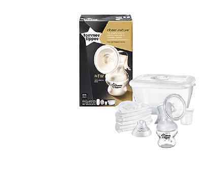 Tommee Tippee 42341420 Extractor de Leche Manual