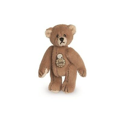 Teddy Hermann fully jointed collectable miniature teddy bear in gift box 15416 7