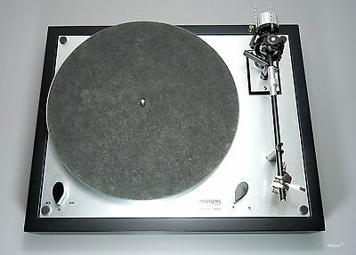 Thorens New Stone Plinth / Stein Zarge for Models TD145, 146, 147, 160, 165, 166