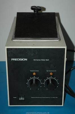 Precision Scientific 180 Series Model 182 66643 Heating Water Bath - Works Well!