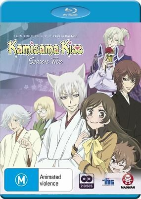 Kamisama Kiss Season 2 [Blu-ray]