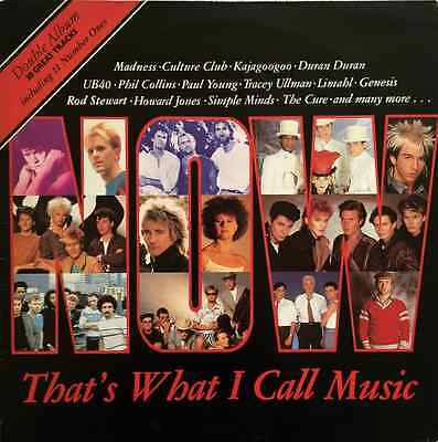 V/A - Now That's What I Call Music Volume 1 (LP) (EX+/VG-)
