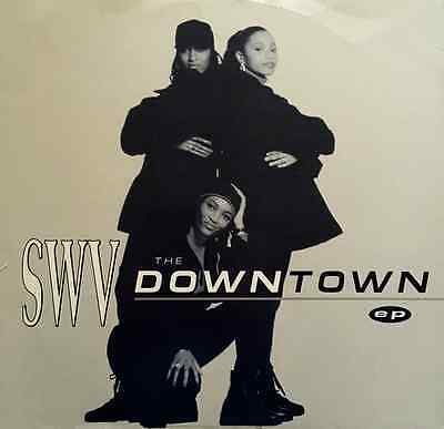 """SWV - The Downtown EP (12"""") (G/G)"""