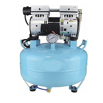 Medical Noiseless Oil Free Oilless Air Compressor 30L  TO Dental Chair CE