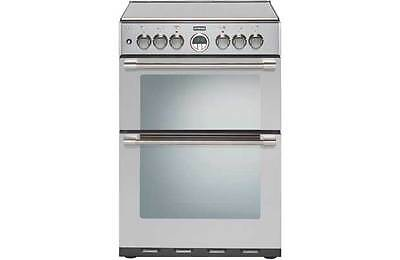 Stoves Sterling 600 Free Standing Dual Fuel Cooker 60cm - Stainless Steel :Argos