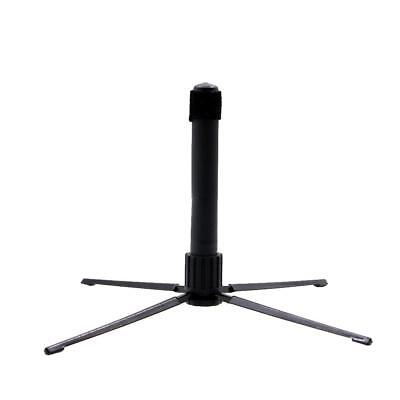 Foldable Quadripod Flute Holder Collapsible Legs Stand Woodwind Accessory