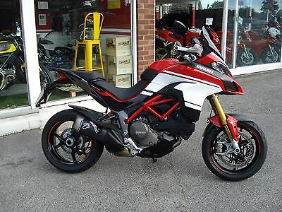 Ducati Multistrada 1200S Pikes Peak, 2016, 2700 Miles, Immaculate Condition.