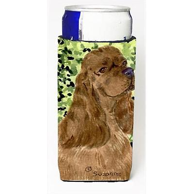 Cocker Spaniel Michelob Ultra bottle sleeves For Slim Cans 12 Oz.