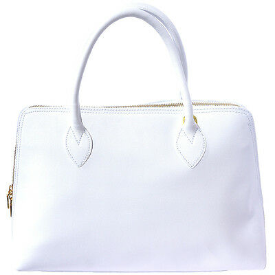 9a1efc7c1485d HANDBAG BAG ITALIAN Genuine Leather Hand made in Italy Florence 308 ...