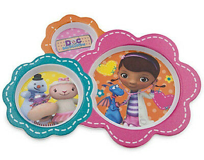 Doc Mcstuffins Mealtime Magic Divided 3 Recessed Sectioned Plate Child Feeding  sc 1 st  PicClick & Bowls u0026 Plates Cups Dishes u0026 Utensils Feeding Baby Page 20 ...