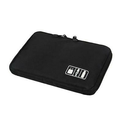 Portable Electronic Accessories Waterproof Organizer Bag For phone Cable USB AD