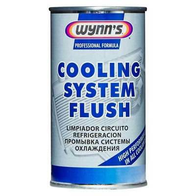 Wynn's Professional Cooling System Flush for all coolant types 325ml