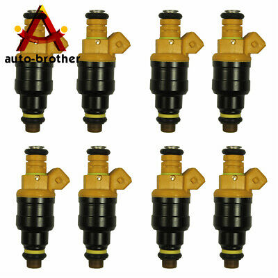 New Set(8) Fuel Injectors 0280150943 for Ford 4.6 5.0 5.4 5.8 Replaces