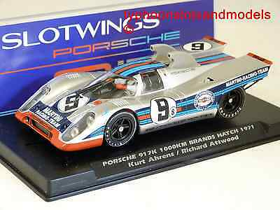 SLW005-04 Slotwings Porsche 917K - 1000km Brands Hatch 1971 - Ahrens & Attwood