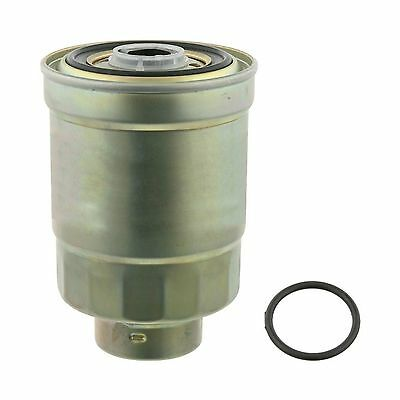 Spin On Fuel Filter - Mitsubishi Pajero/Shogun MK II SUV 2.8 TD