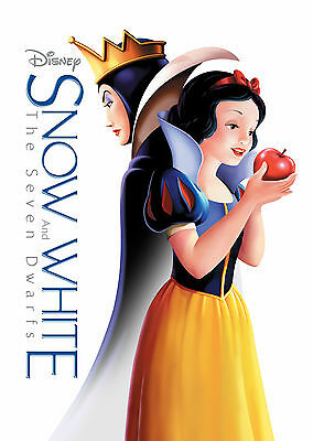 Snow White And The Seven Dwarfs (1937) V2 - A1/A2 POSTER **SEE OFFER**