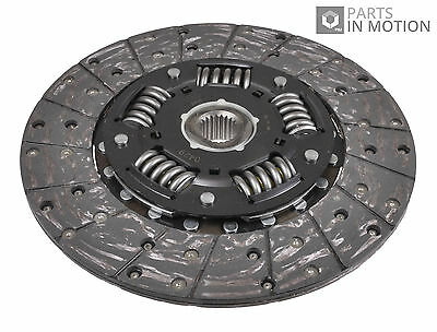 Clutch Plate fits MITSUBISHI PAJERO/SHOGUN 2.8D 94 to 99 ADC43142 Friction New