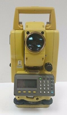 Topcon GPT 3007N, Reflectorless Total Station, 12 Months Calibration