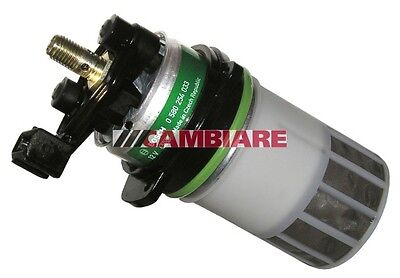 VW GOLF Mk2 1.8 Fuel Pump VE523068 Feed Unit Cambiare VOLKSWAGEN Quality New